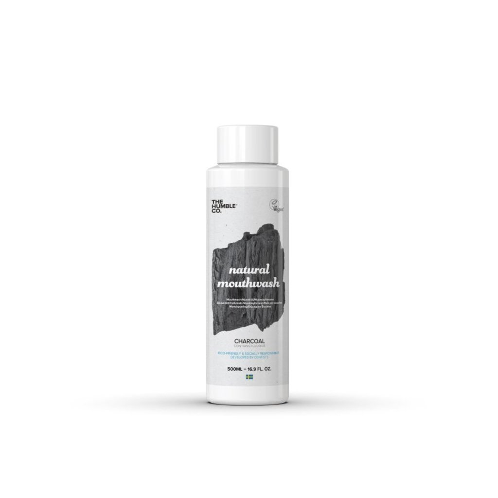 The Humble Co. Mondwater - Charcoal