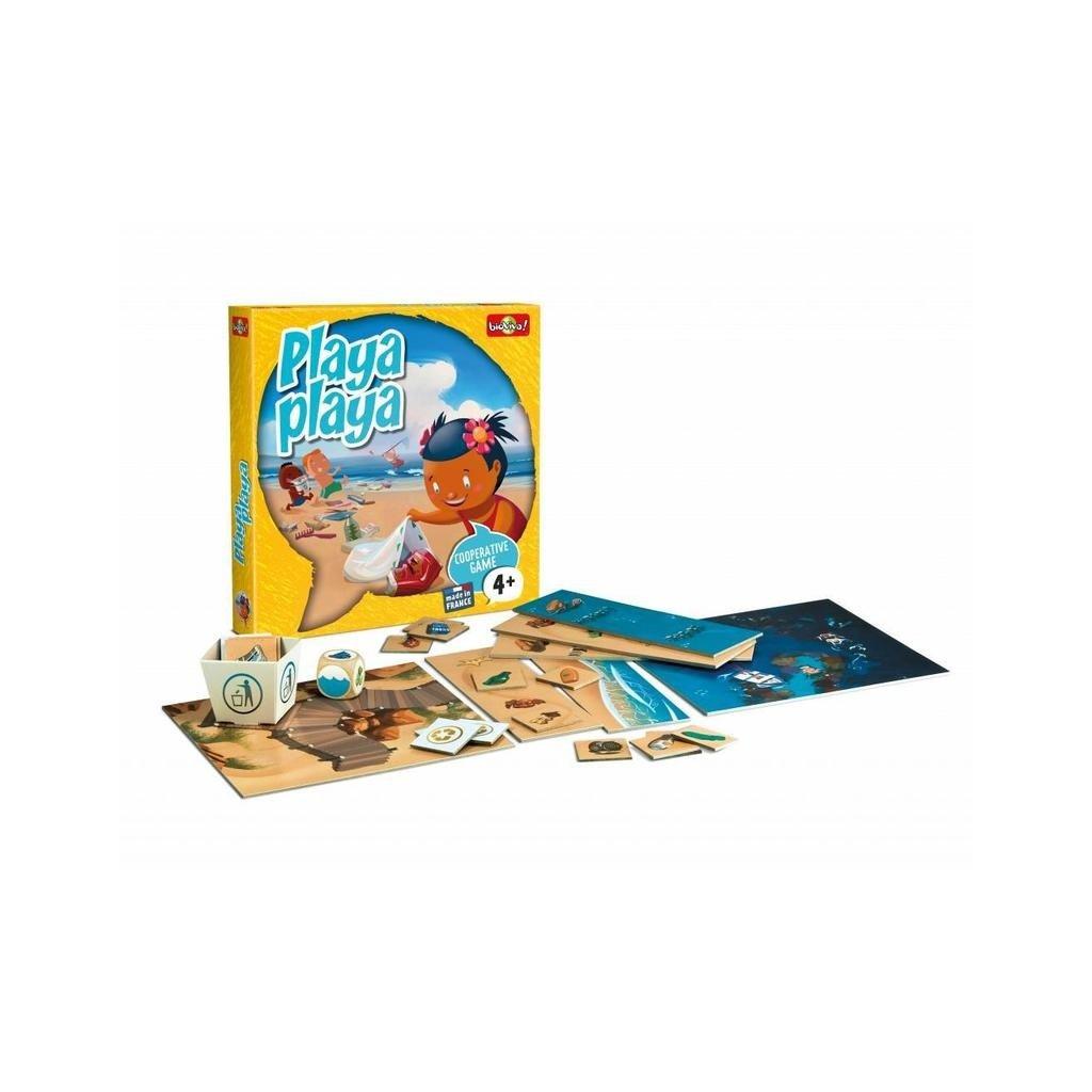 Bioviva! Coöperatief spel - playa playa