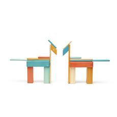 Tegu Magnetische bouwset - Classic 24st