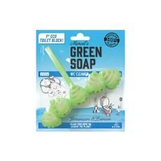 marcel's green soap Toiletblok - geranium & citroen