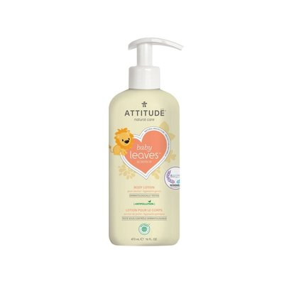 attitude Baby leaves - Body lotion