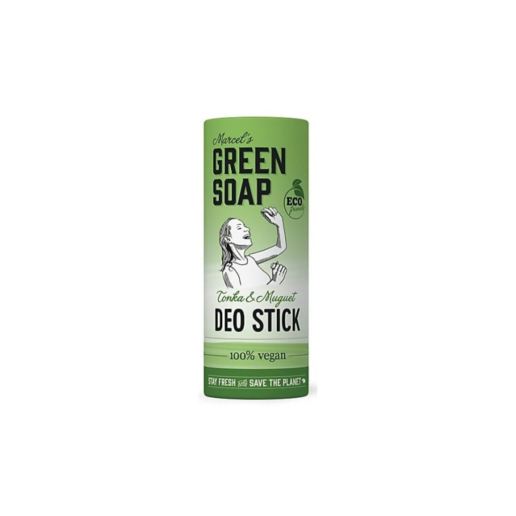 marcel's green soap Deodorant stick