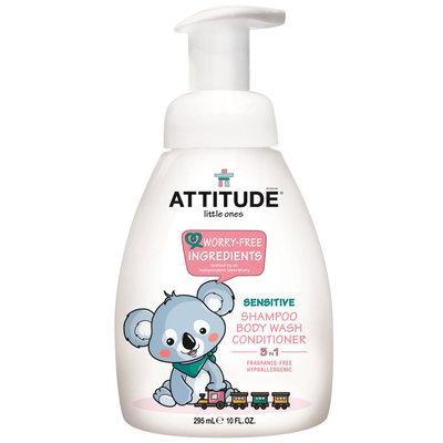 attitude 3-in-1 Bodywash  - Geurvrij