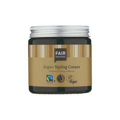 Fair Squared Haarstyling creme - argan