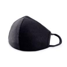 The Humble Co. Zwart mondmasker
