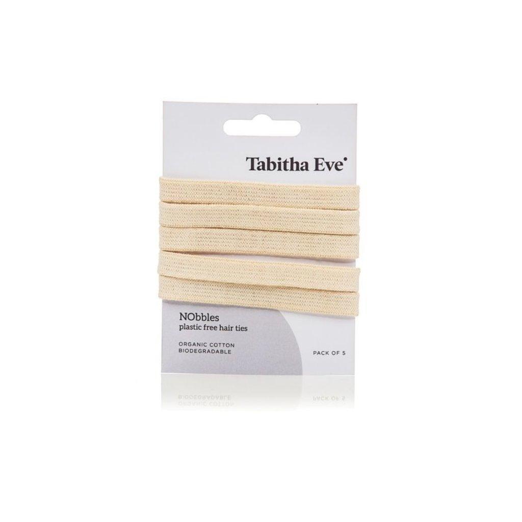 Tabitha Eve Plasticvrije haarelastiekjes