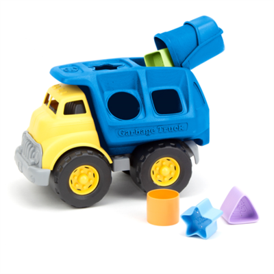 green toys Vormenstoof vrachtwagen