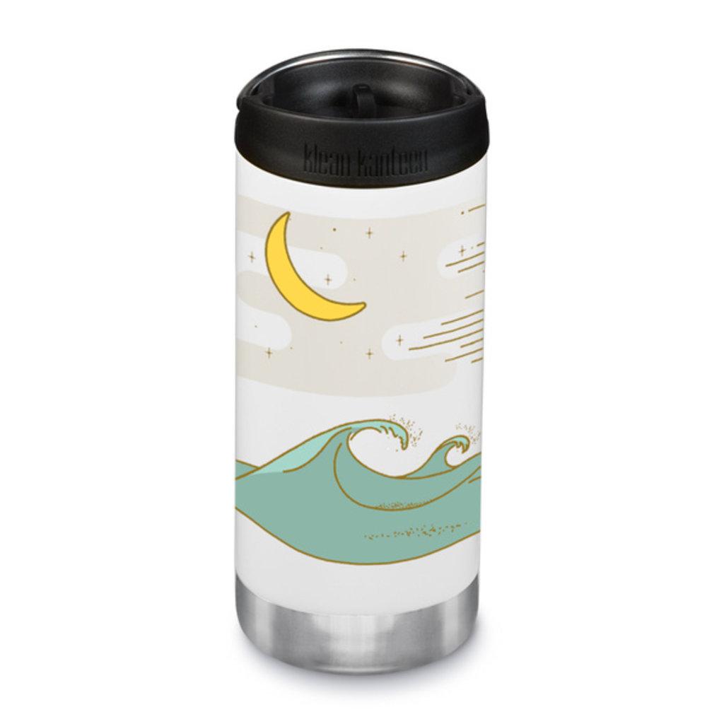 Klean Kanteen TKwide ocean - 473ml - Café Cap