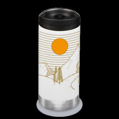 Klean Kanteen TKwide bergen - 355ml - Café Cap