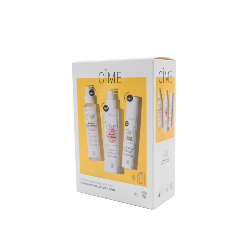 Cîme Skincare box gemengde of vette huid