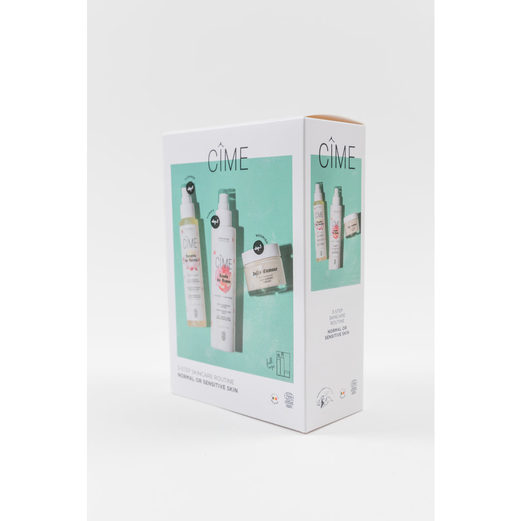 Cîme Skincare box normale of gevoelige huid