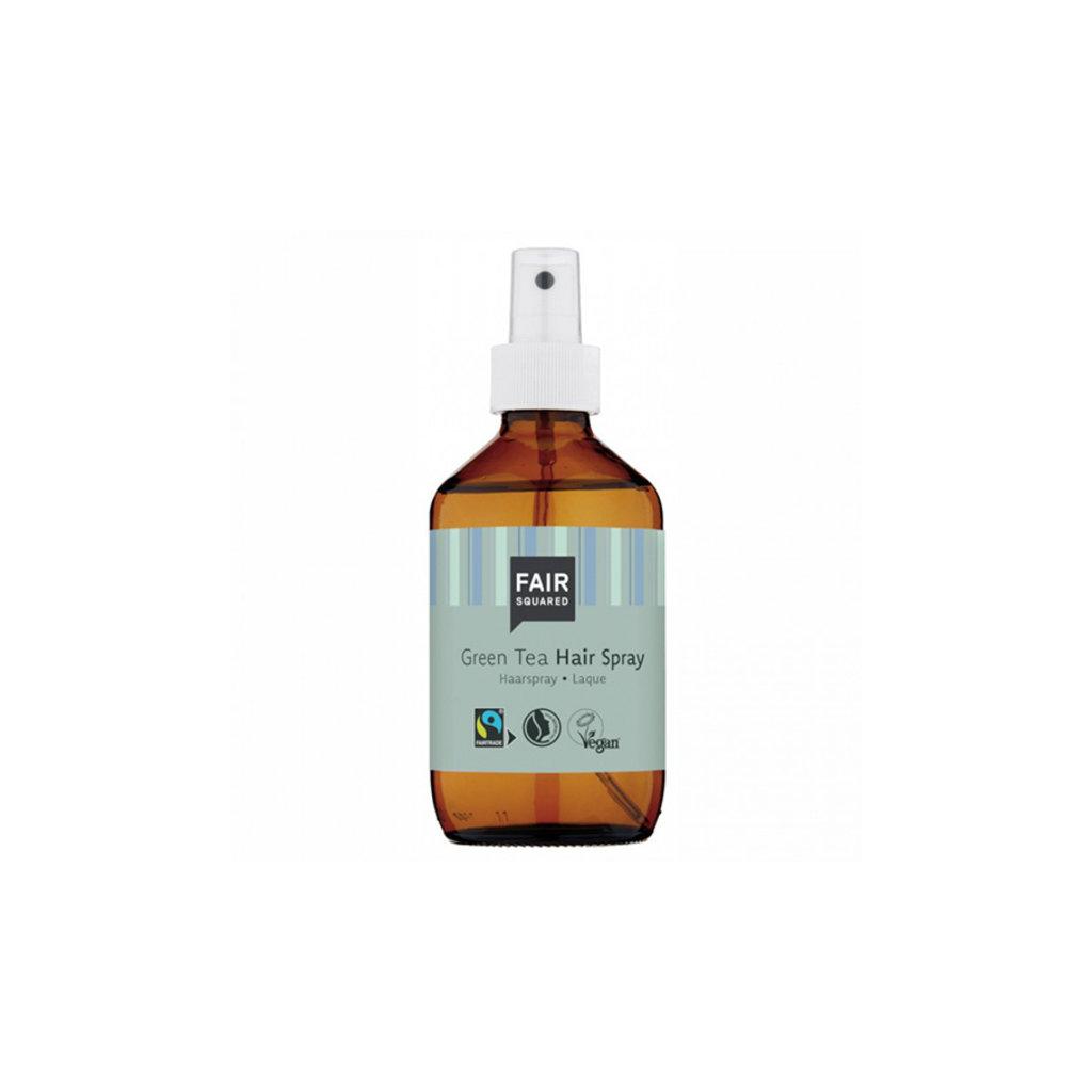 Fair Squared Haarspray - groene thee