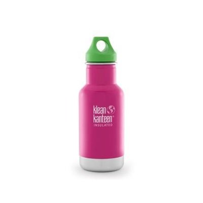 Klean Kanteen Insulated Fles -355 ml - Wild Orchid