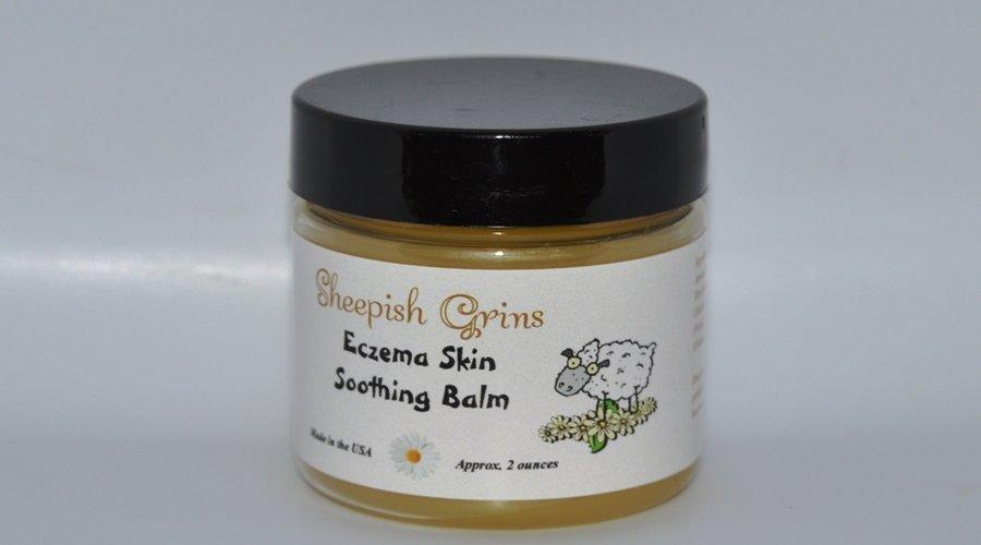 Review: Sheepish Grins Eczema balm