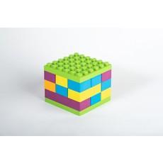 ekoala bouwblokken klein - 19 stuks
