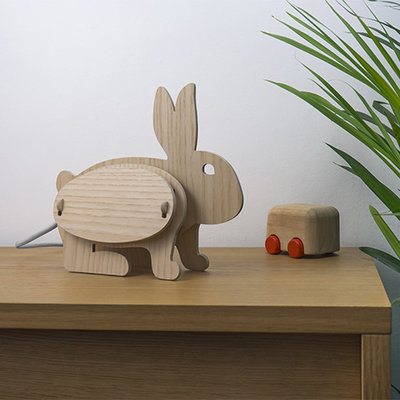 Gone's Zoo lamp konijn - showmodel