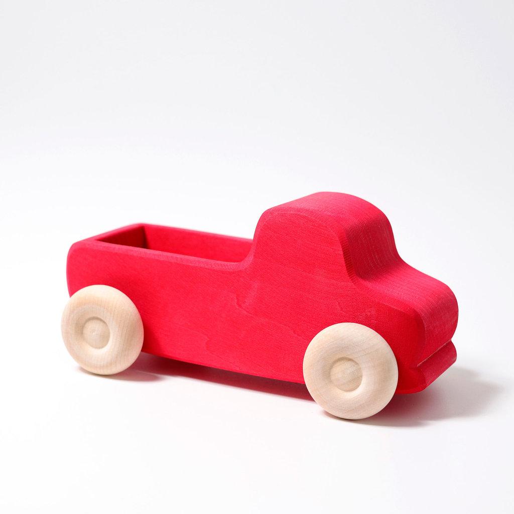 Grimm's Grote rode truck