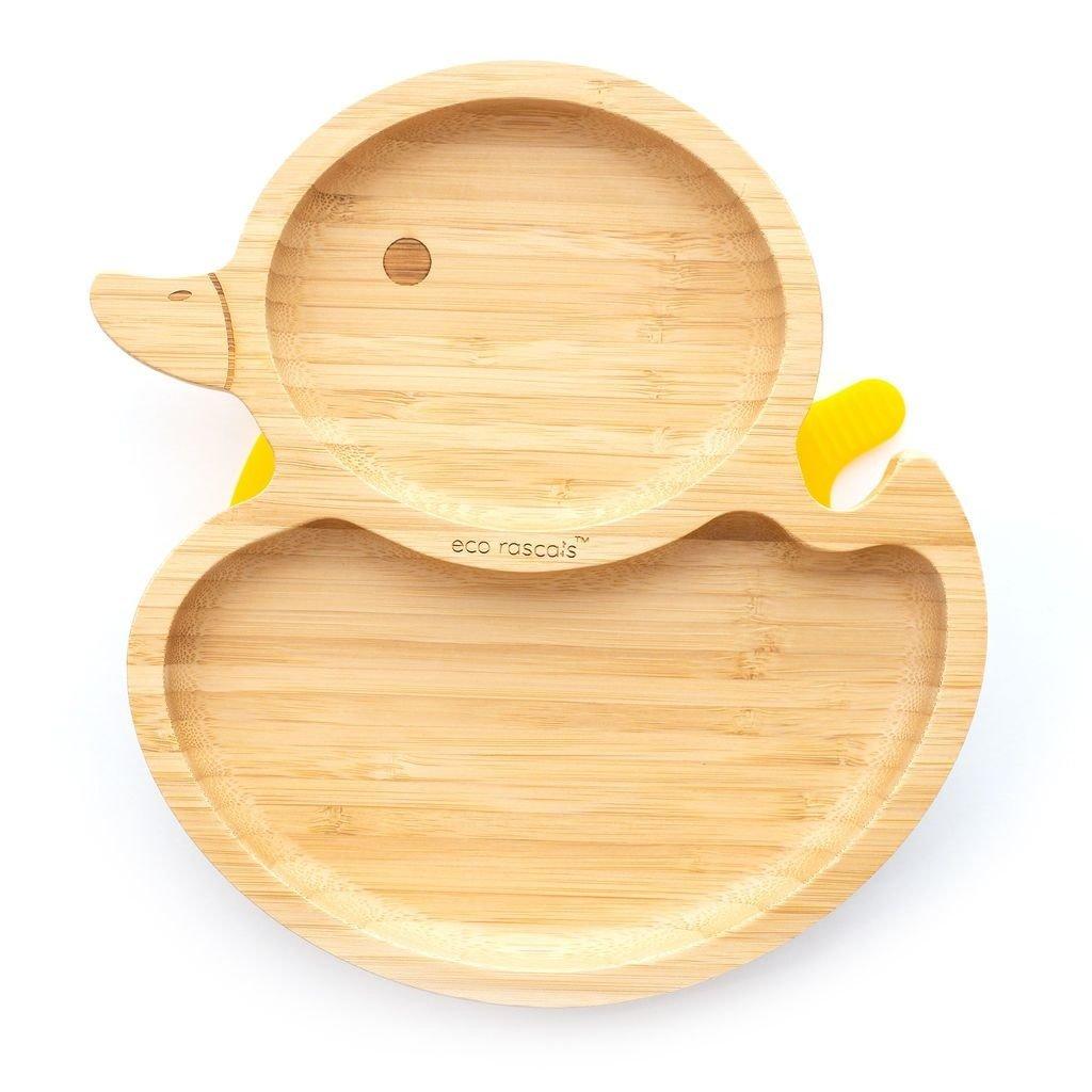 eco rascals Bamboe bord - Eend