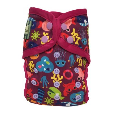bummis Bummis - Swimmi Under The Sea Purple