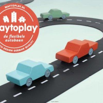Waytoplay Waytoplay - 16-delige autoweg