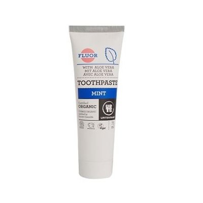 Urtekram Urtekram - Tandpasta Mint (met fluoride)
