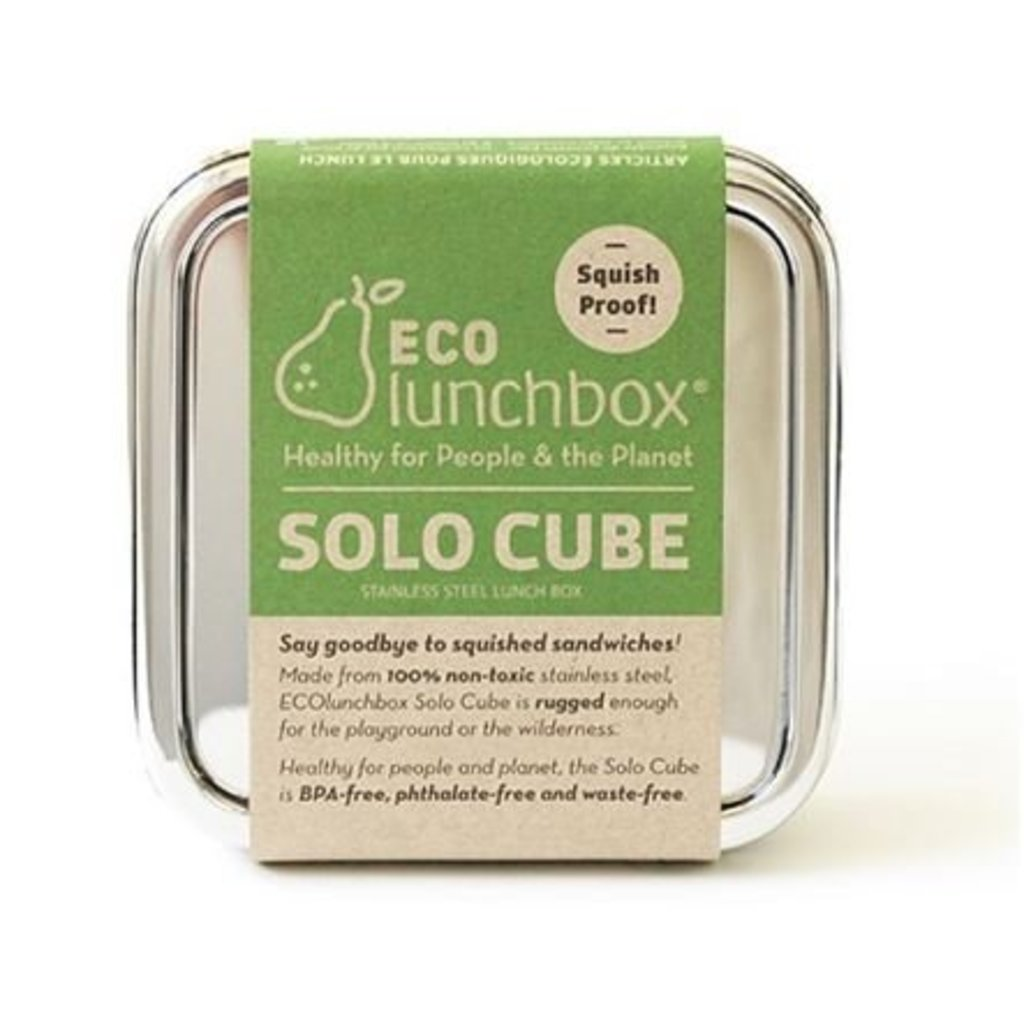 Eco Lunchbox Eco Lunchbox - Solo Cube
