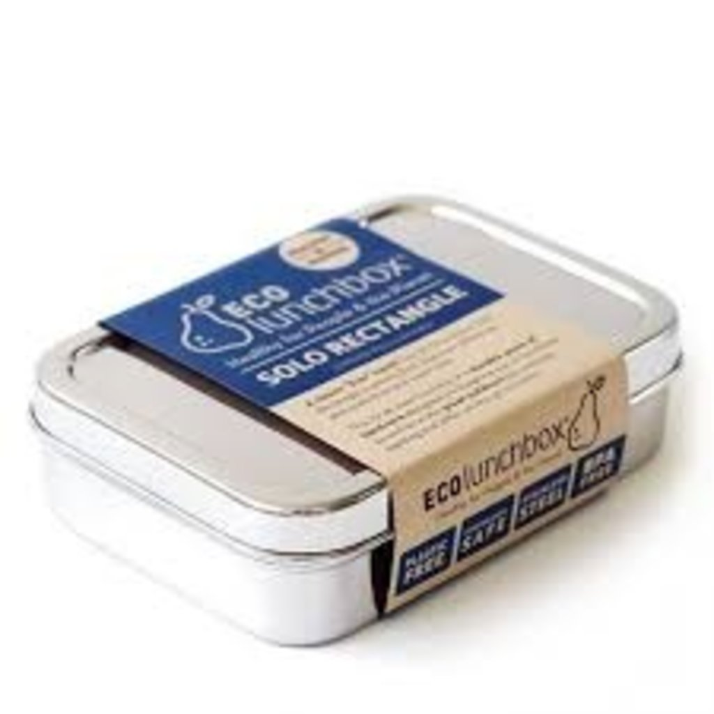 Eco Lunchbox Eco Lunchbox - Solo Rectangle