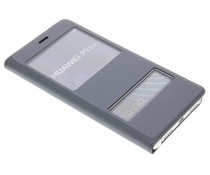 Luxe Slim Booktype met venster Huawei P9 Lite