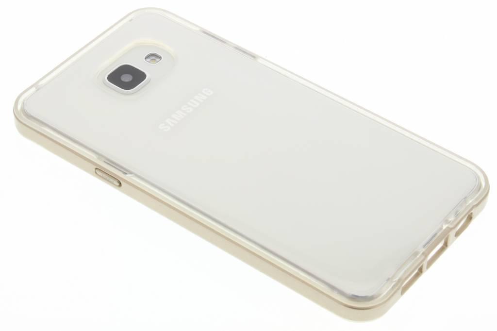 Bumper Backcover voor Samsung Galaxy A5 (2016) - Goud