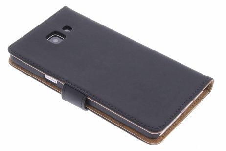 Selencia Luxe Hardcase Booktype voor Samsung Galaxy A5 (2016) - Zwart