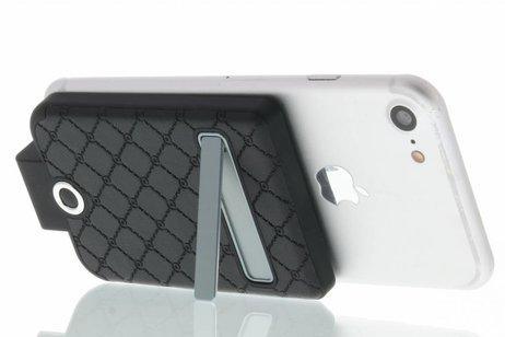Back Clip Power Bank 2800 mAh voor iPhones - Zwart