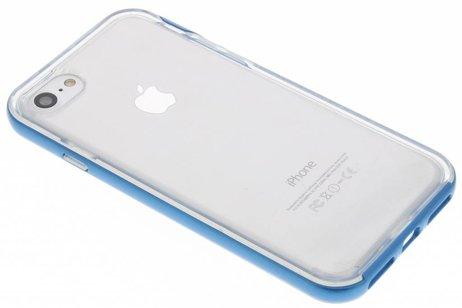 Bumper Backcover voor iPhone 8 / 7 - Blauw