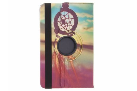 360° Draaibare Design Bookcase voor Samsung Galaxy Tab A 10.1 (2016) - Dromenvanger