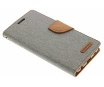 Mercury Goospery Canvas Diary Booktype Samsung Galaxy S6