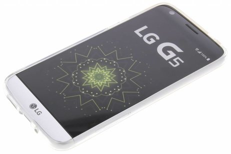 LG G5 (SE) hoesje - Ontwerp uw eigen LG
