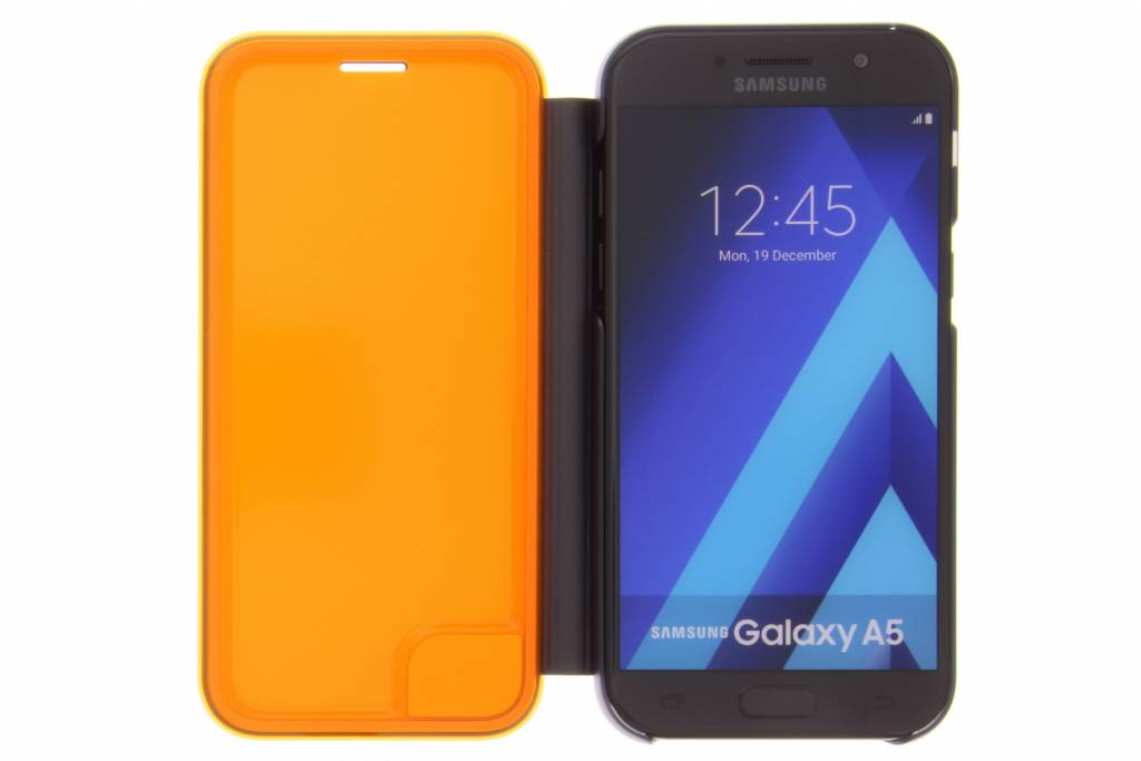 Een Neon Randje : Samsung originele neon flip cover galaxy a