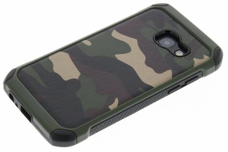 Samsung Galaxy A3 (2017) hoesje - Army Defender Backcover voor