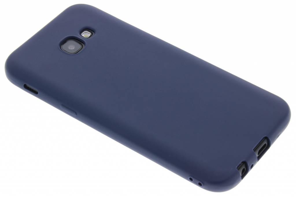 Color Backcover voor Samsung Galaxy A5 (2017) - Blauw