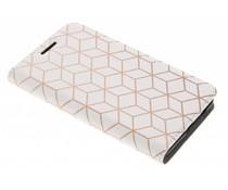 Design Hardcase Booktype Samsung Galaxy S2 (Plus)