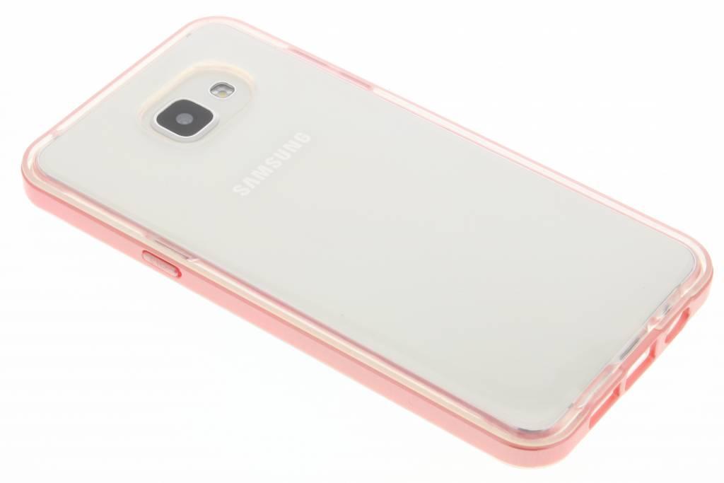 Bumper Backcover voor Samsung Galaxy A5 (2016) - Roze