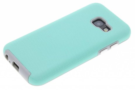 Accezz Xtreme Hardcase Backcover voor Samsung Galaxy A3 (2017) - Mintgroen