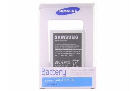 Samsung 2100 mAh batterij voor de Galaxy S3