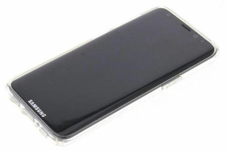 Samsung Galaxy S8 hoesje - Spigen Liquid Crystal Backcover