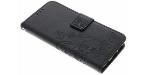 Klavertje Bloemen Booktype Samsung Galaxy S6 Edge