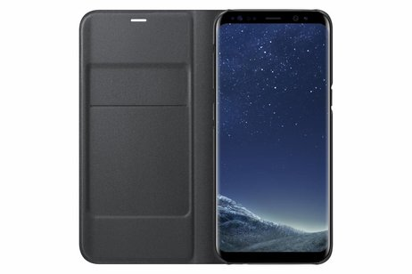 Samsung Galaxy S8 hoesje - Samsung LED View Booktype