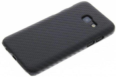 Samsung Galaxy A3 (2017) hoesje - Carbon Hardcase Backcover voor