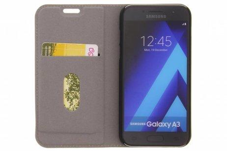 Design Hardcase Booktype voor Samsung Galaxy A3 (2017) - Dromenvanger Multicolor