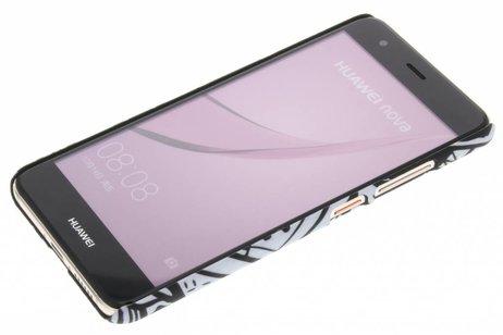 Huawei Nova hoesje - Design Hardcase Backcover voor