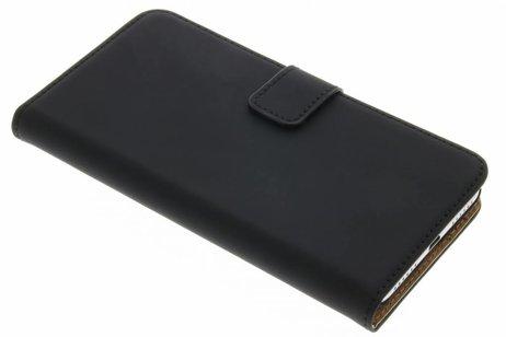 Luxe Hardcase Booktype voor Huawei Y5 2 / Y6 2 Compact - Zwart