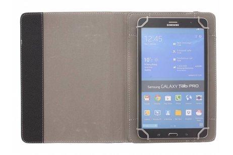 Zwarte universele tablethoes met standaard 8 inch